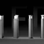 NEW: HESSAMERICA ILLUMINATING BOLLARDS WITH LED SOURCES