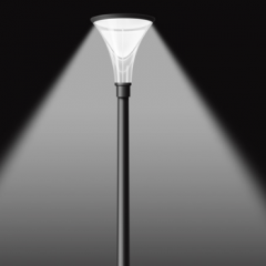NEW PRODUCT: BEGA LED POLETOP