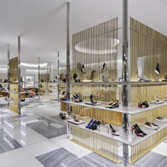 FEATURED PRODUCT INSTALLATION: OPTOLUM'S STREAMLINE AT BARNEY'S BEVERLY HILLS