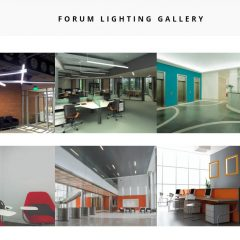 FORUM LIGHTING UPDATES WEBSITE